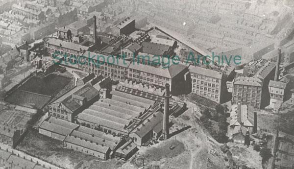 Stockport Image Archive - Christies Hat Works